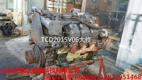 发动机维修项目17