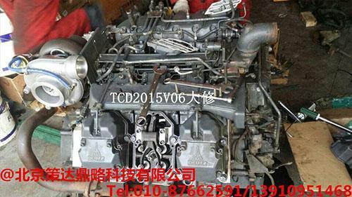 发动机维修项目16