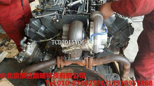 发动机维修项目15