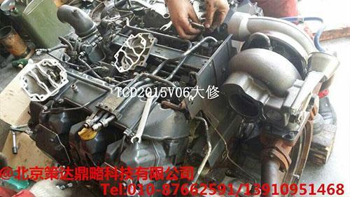 发动机维修项目14