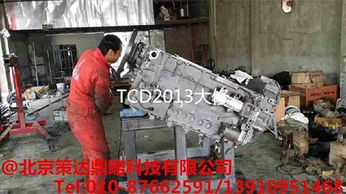 发动机维修项目6