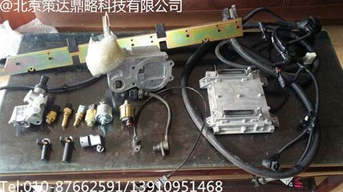 整车线束,传感器,ECU,执行器