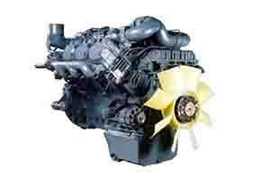 道依茨发动机的工作原理及柴油的主要性能