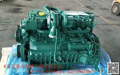 沃尔沃D6E发动机总成